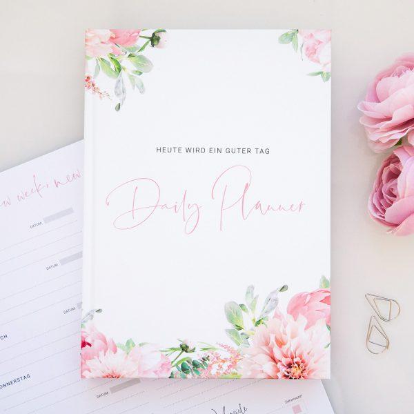 Daily Planner, undatiert | FLOWERS