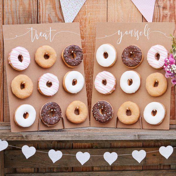 Donut Wand | 2 Stück