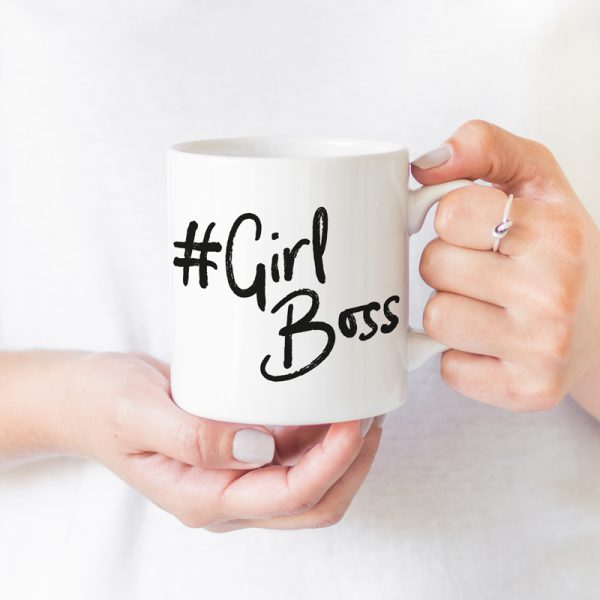 "Tasse ""Girl Boss"""