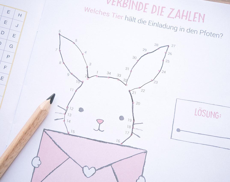 Kinder-Hochzeitsbuch zum Malen und Rätseln | 21 x 21 cm
