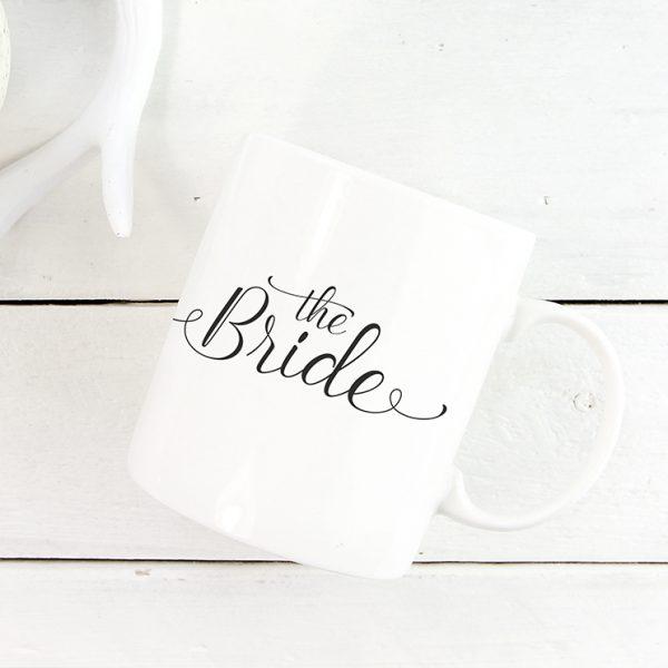 "Tasse ""The Bride"""
