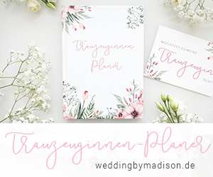 Wedding by Madison - Hochzeits-Blog & Online Shop